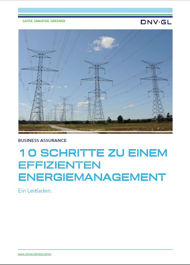 Fachinformationen rund um das Thema Energiemanagement