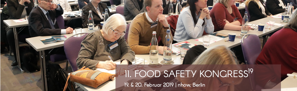 Food Safty Kongress 2019