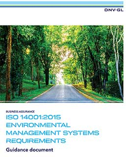 ISO 14001:2015 guidance