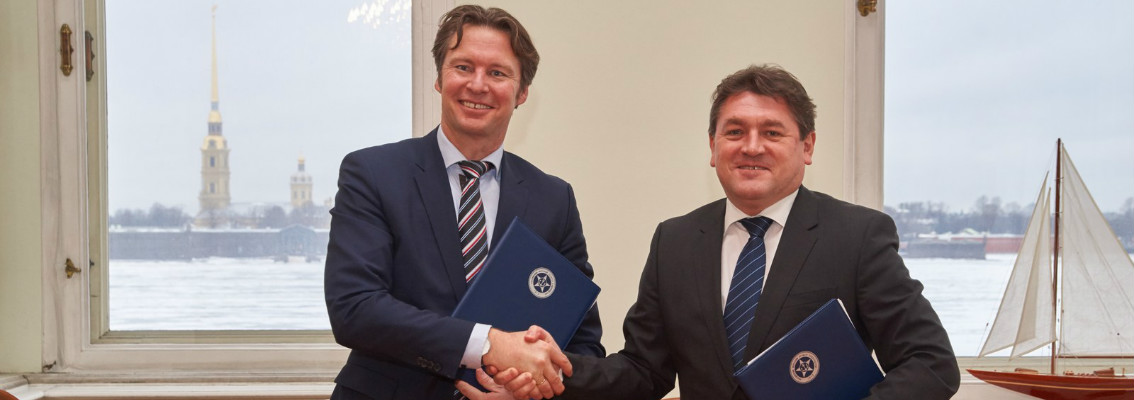 DNV GL and Russian Maritime Register of Shipping sign cooperation agreement