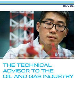 The technical advisor to the oil and gas industry