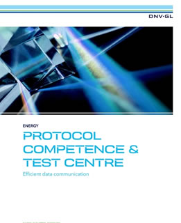 protocol competence and test centre