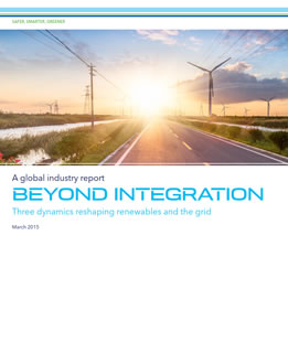 Beyond integration industry survey report