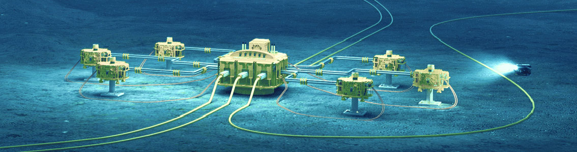 Verification of subsea facilities