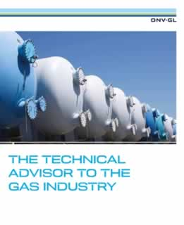 The technical advisor to the gas industry brochure