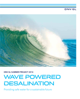 wave-powered